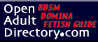Open Adult Directory BDSM/Fetish